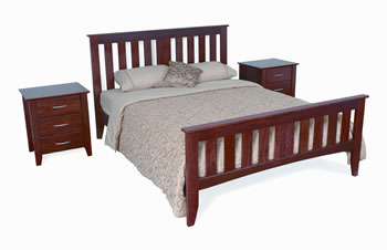 Australian Traditional Wooden Bed